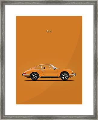 The 911 1968 Framed Print