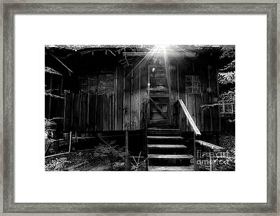 The Absent Spirits Framed Print by Michael Eingle