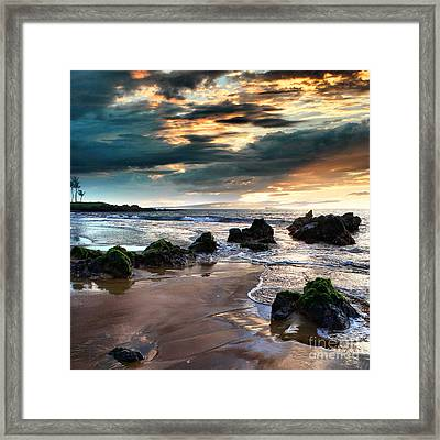 The Absolute Framed Print by Sharon Mau