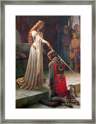 The Accolade  Framed Print by MotionAge Designs