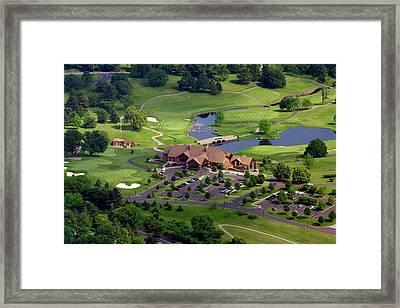 The Ace Club 800 Ridge Pike Lafayette Hill Pa 19444 1751 Framed Print