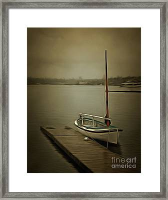 Framed Print featuring the photograph The Admirable by Susan Parish
