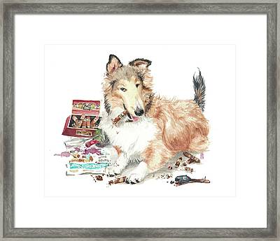The Aficiondo Framed Print by Debra Jones