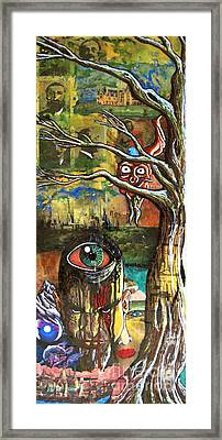 The Age Of Man Framed Print