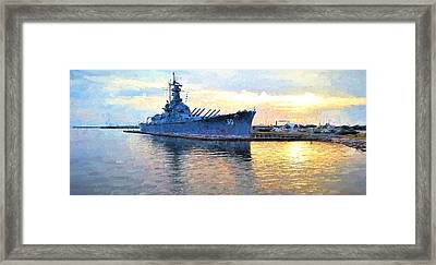 The Alabama Framed Print by JC Findley