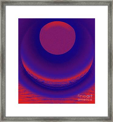 The Alignment Sequence Framed Print