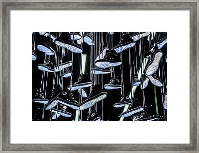 The Allstars Framed Print