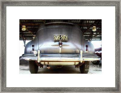 The Ambassador  Framed Print by Steven Digman