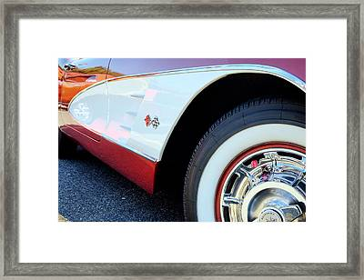 The American Classic Framed Print