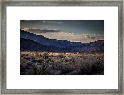 Framed Print featuring the photograph The American West by Peter Tellone