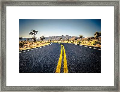 The American Wilderness Framed Print
