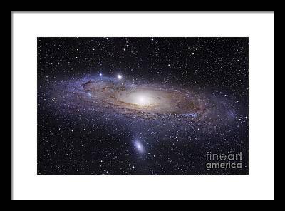 Celestial Framed Prints