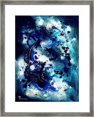 The Angel Horses Framed Print by Lee Pantas