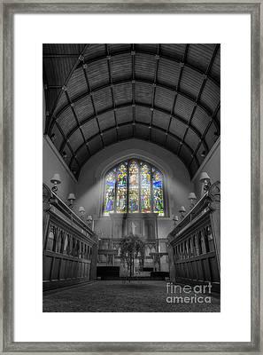 The Angels Of Light Framed Print