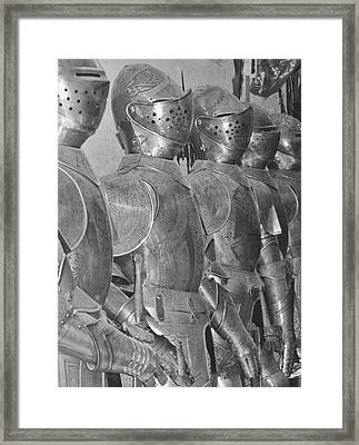 The Arms Of Spain Framed Print by JAMART Photography