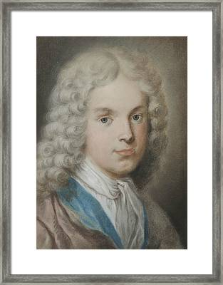 The Art Collector And Artist Antonio Maria Zanetti The Elder Framed Print