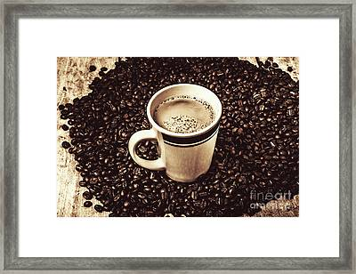 The Art Of Brewing Framed Print by Jorgo Photography - Wall Art Gallery