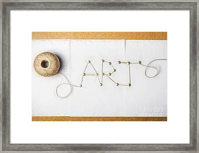The Art Of Fashion Design Framed Print by Jorgo Photography - Wall Art Gallery