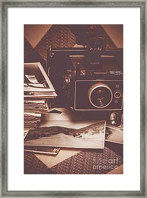 The Art Of Film Framed Print by Jorgo Photography - Wall Art Gallery