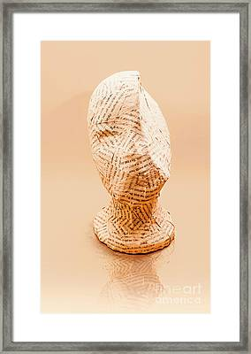 The Art Of Hidden Meanings Framed Print by Jorgo Photography - Wall Art Gallery