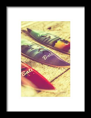 Watersports Framed Prints