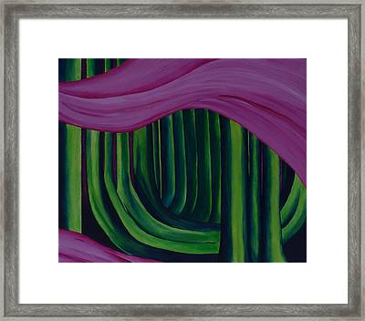 The Ash Grove  Framed Print