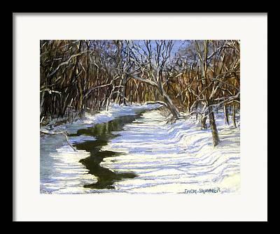 Assabet River Framed Prints