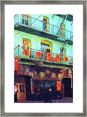The Association Framed Print by Wingsdomain Art and Photography