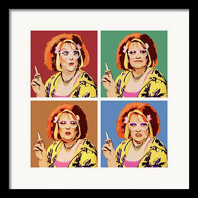 Kathy Framed Prints