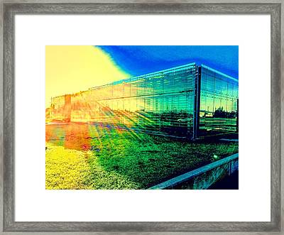 The Aura Of 5.4.7 Gallery Framed Print