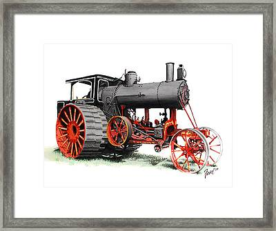 The Avery Framed Print by Ferrel Cordle