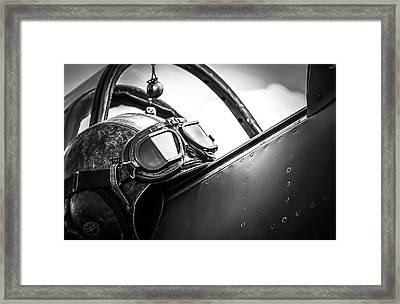 The Aviator Framed Print