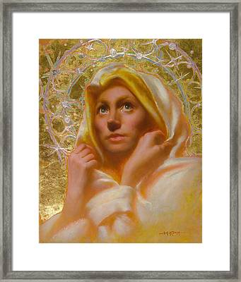 The Awakening Framed Print by John Murdoch