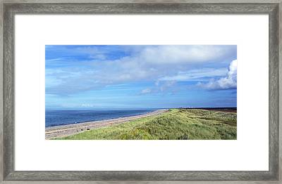 The Ayres Framed Print by Steve Watson