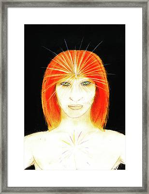 The Babaji Christ Framed Print