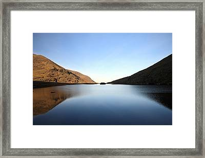 The Balance Framed Print by Pierre Leclerc Photography