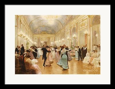 19th Century Framed Prints
