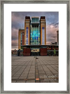 The Baltic Framed Print