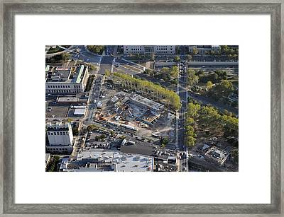 The Barnes Foundation 2025 Benjamin Franklin Parkway Philadelphia Pa 19103  Framed Print by Duncan Pearson