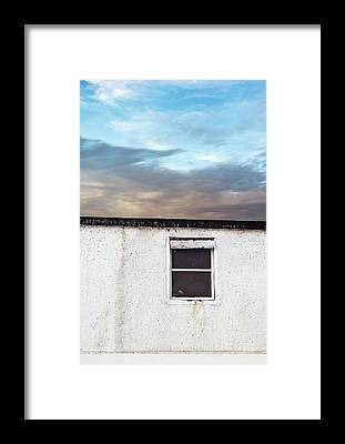 Stucco Framed Prints