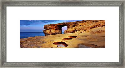 The Basins Of The Norns Framed Print