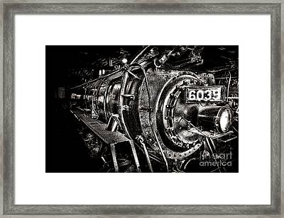 The Beast Framed Print by Olivier Le Queinec