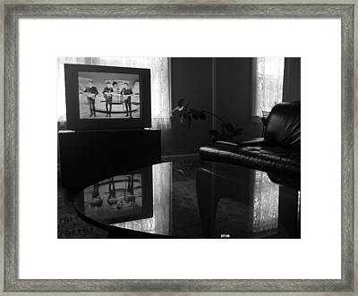 The Beatles Framed Print by Gerard Yates