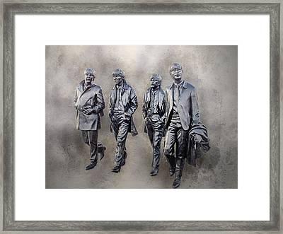 The Beatles Yesterday Framed Print