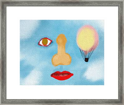 The Beautiful Interrelations  Framed Print by Paul Sutcliffe