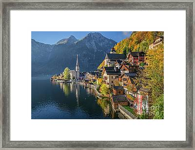 The Beauty Of Imperfection Framed Print