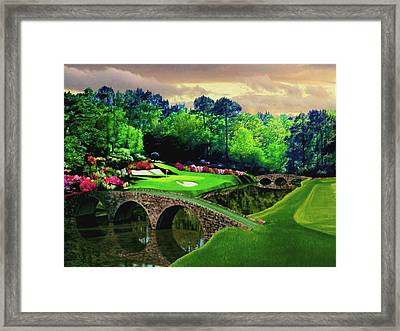 The Beauty Of The Masters Framed Print