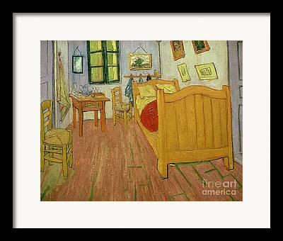 Bedside Table Framed Prints