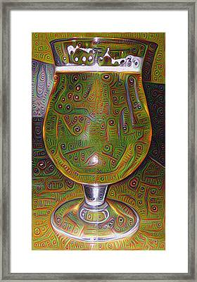The Beer Framed Print by Bill Cannon