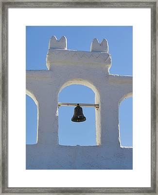 The Bell Framed Print